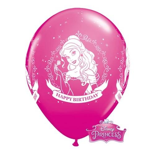 Latex Balloon - Princess Bday