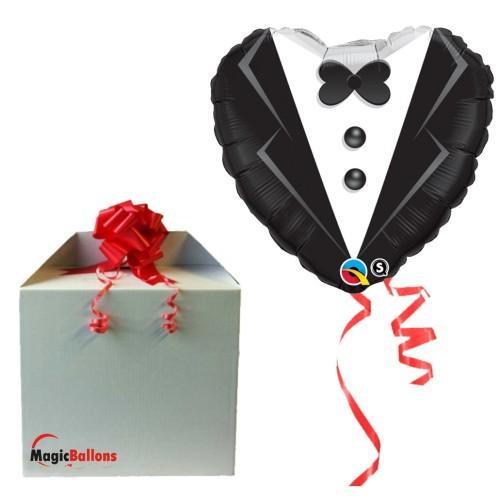 Wedding Tuxedo - folija balon v paketu
