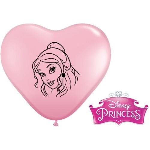 Balloon heart Princess