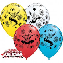 Balon Spider-Man
