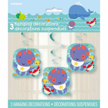Under the sea pals hanging decoration