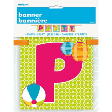 Party block banner