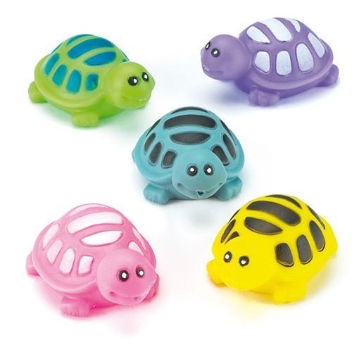 Schildkröte Wasserspritzer