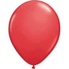"""Balloons 5"""" - red"""