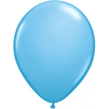 """Balloons 5"""" - pale blue"""