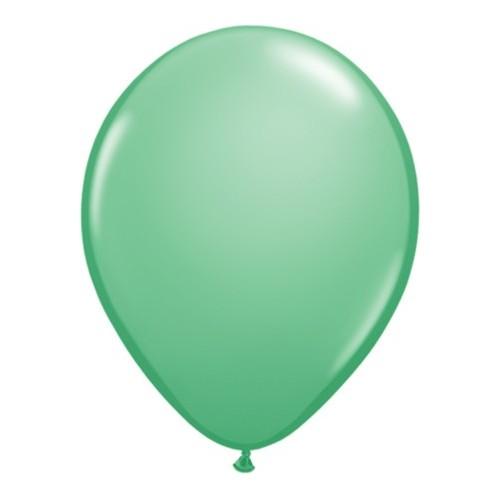 """Balloons 5"""" - wintergreen"""