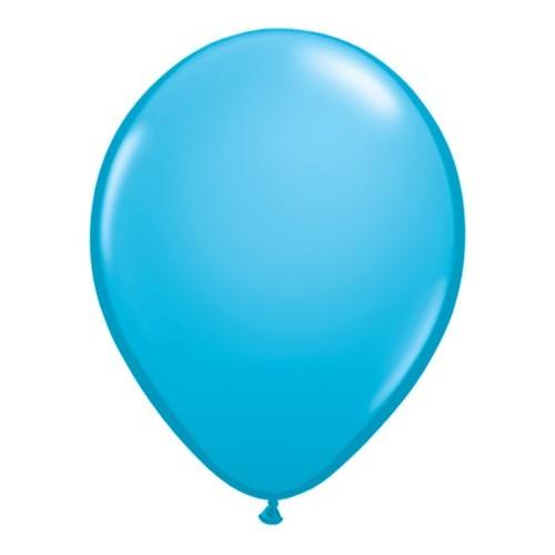 """Balloons 5"""" - robin's egg blue"""