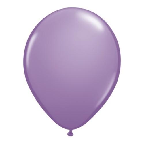 """Balloons 5"""" - spring lilac"""