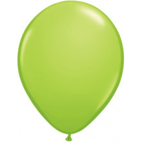 Balon 13 cm - svetlo zelena