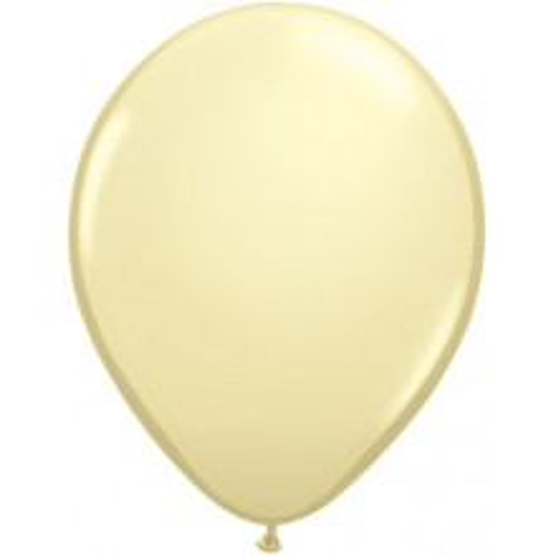"Balloons 5"" - ivory silk"