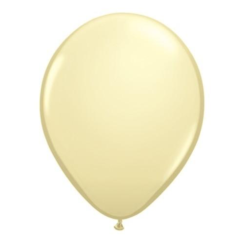 Balon 13 cm - krem