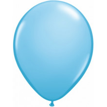 """Balloons 11"""" - pale blue"""