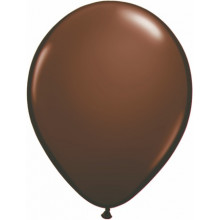 """Balloons 11"""" - chocolate brown"""