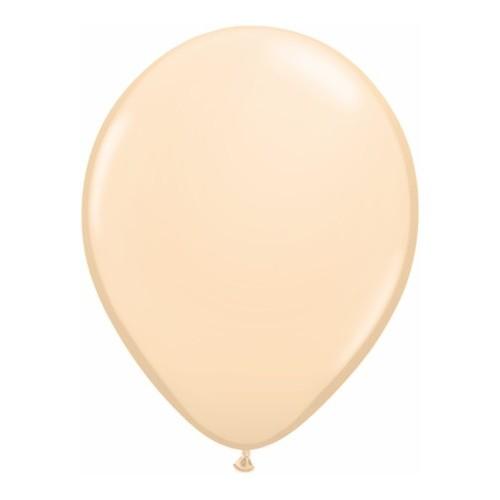 Balon 28 cm - kožno rjava