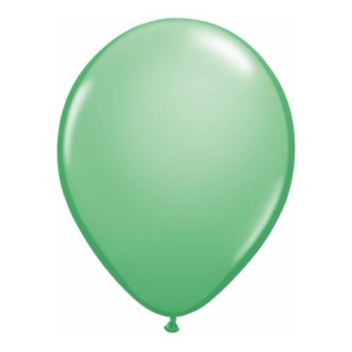 """Balloons 11"""" - wintergreen"""