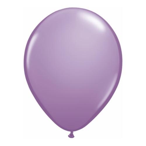 """Balloons 11"""" - spring lilac"""