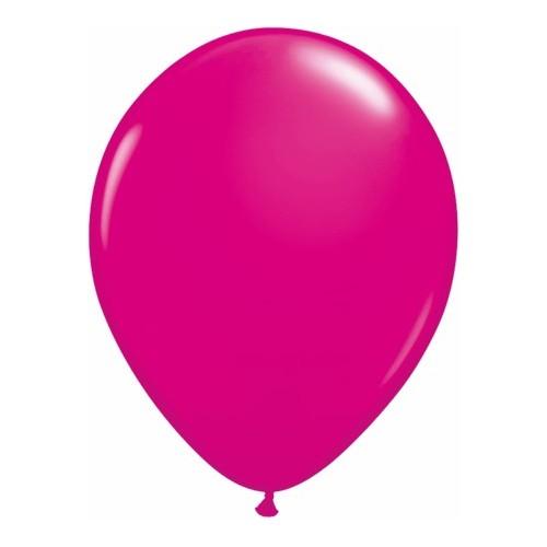 """Balloons 11"""" - wild berry"""