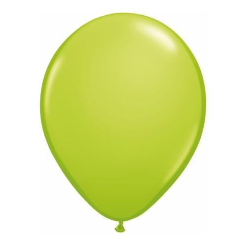 Balon 28 cm - svetlo zelena