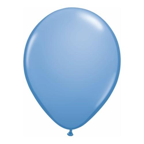 Balon 28 cm - periwinkle modra