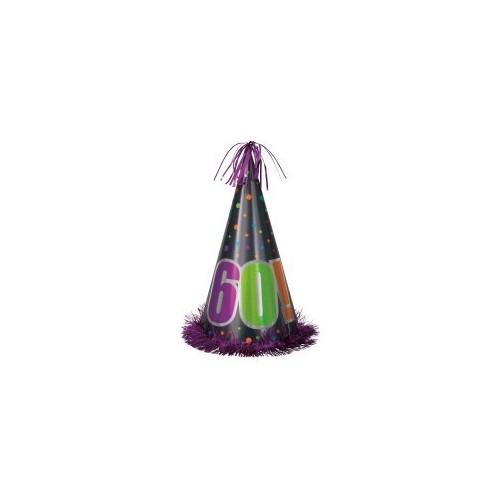 Birthday Cheer 60 jumbo klobuk