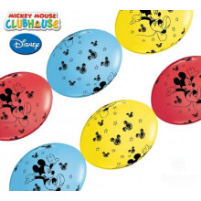 """Balloon Quick Link - Mickey Mouse 12"""""""