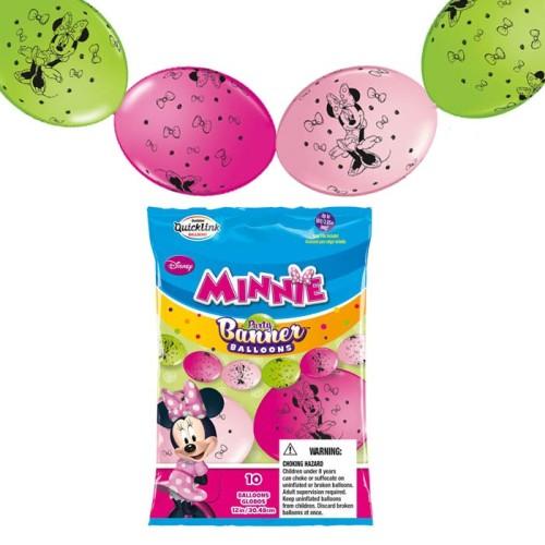 Balon Quick Link - Minnie Mouse 30 cm