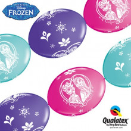 "Balloon Quick Link - Frozen  12"""