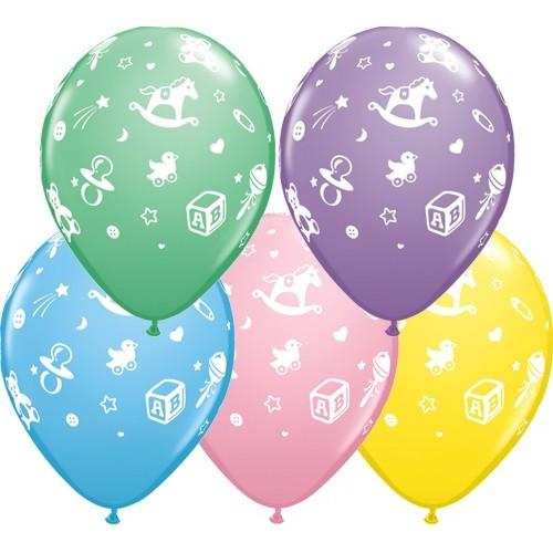 Balloon Baby's Nursery