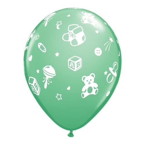 Dječji vrtić s balonima