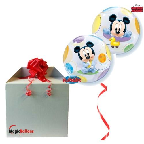 Baby Mickey  - B.Ballon in Paket