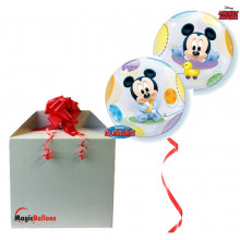 Baby Mickey - b.balloon in a package
