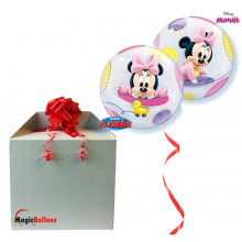 Baby Minnie - b.balloon in a package
