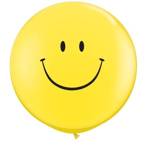 Balon Smile Face 90 cm