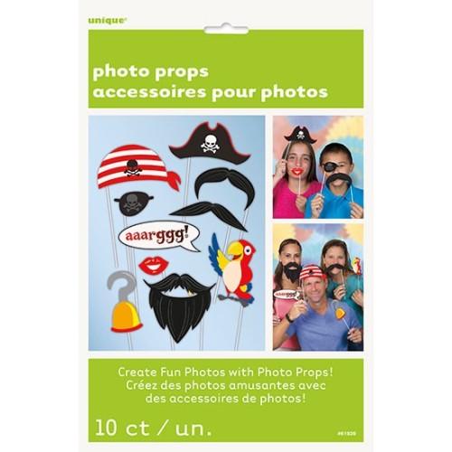Pirate photo kit