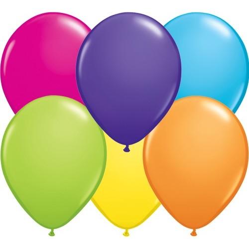 """Balloons 11"""" - tropical ass."""