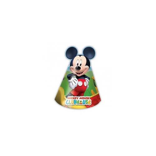 Playful Mickey hats