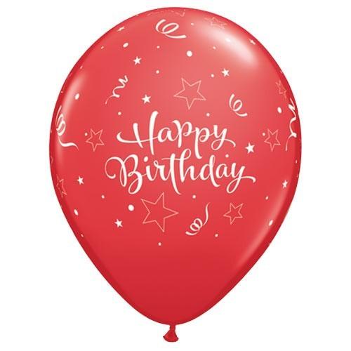 Balloon Birthday Shining Star