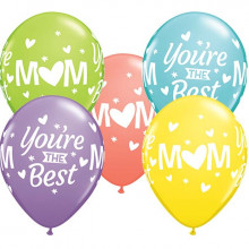 Balon M(Heart)M You're The Best
