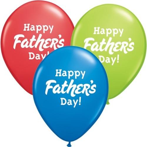 Balon Happy Father's Day