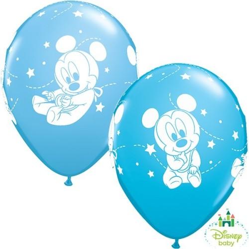 Balloon Baby Mickey Stars