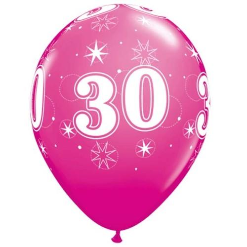 Balloon 30 Sparkle