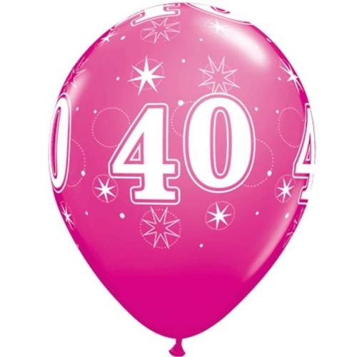 Balloon 40 Sparkle