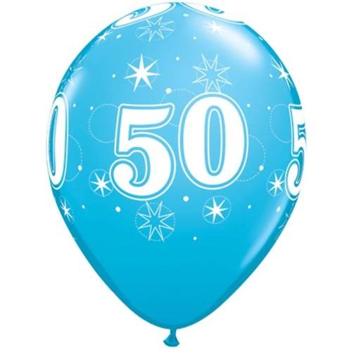 Balon 50 Sjaj