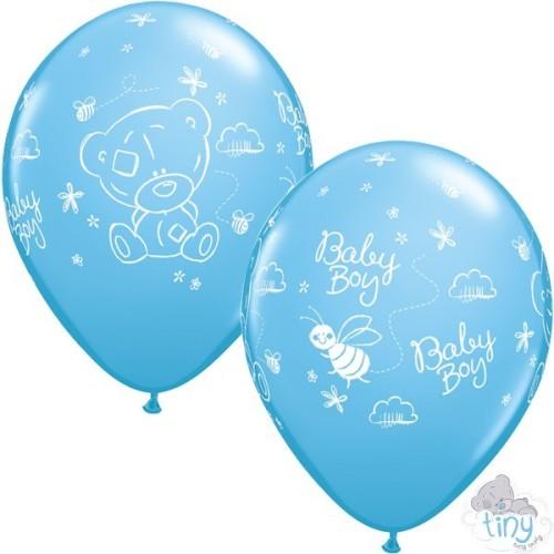 Lateks balon Tiny Tatty Teddy Baby Boy