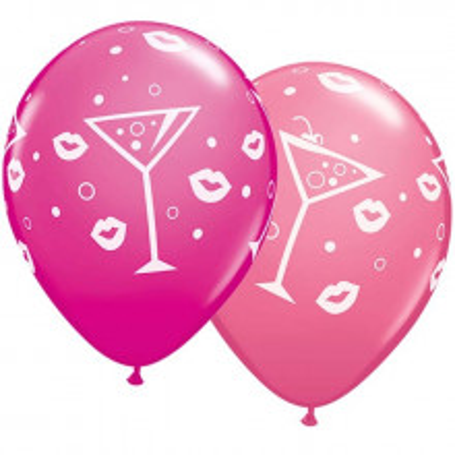 Balloon Mixed Drinks & Bubbly