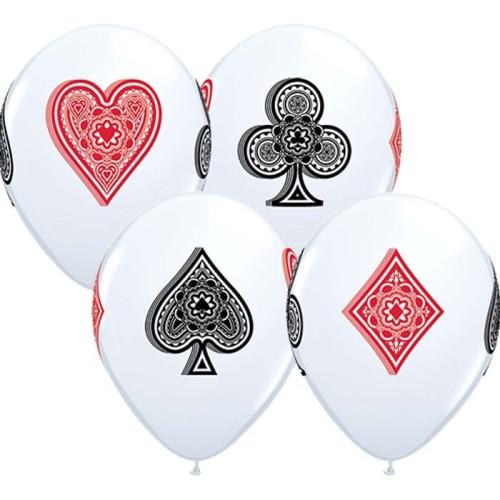 Balon Card suits