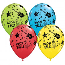 Balon Rock and roll stars