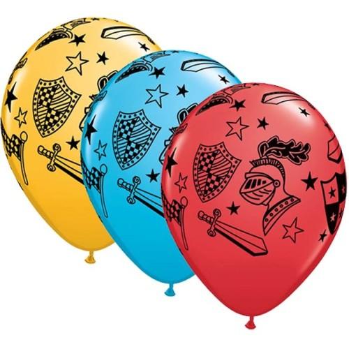 Balon vitez & oklop
