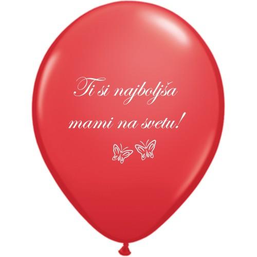 Balloon Ti si najboljša mami