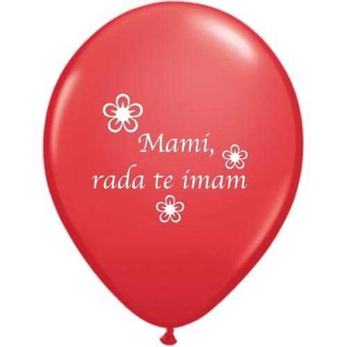 Balon Mami, rada te imam